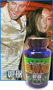Virility Pills VP-RX Penis Enlargement Male Enhancement Formula can help with erectile dysfunction and male impotence and erection problems. All natural herbs.